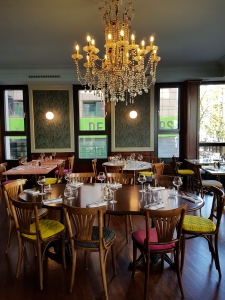 Interieur Restaurant Les Philosophes